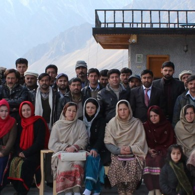 450 people trained for marketing agri products as part of USAID funded project