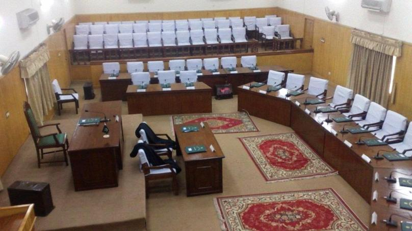 """Opposition party members submit bill for regulation of """"Common Land"""""""