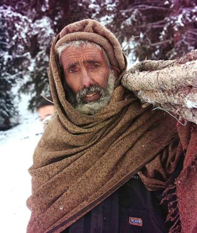 People in the valley belong to different communities, including Gujars. Photo: M Amin Zia