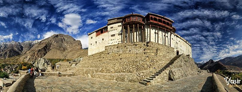 Top 12 photographs of the historic Baltit Fort, Hunza
