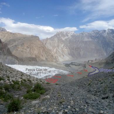 Glaciers Shape Lives in Upper Hunza