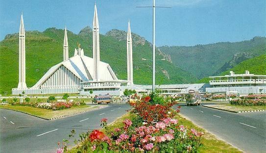 Islamabad-the peaceful capital
