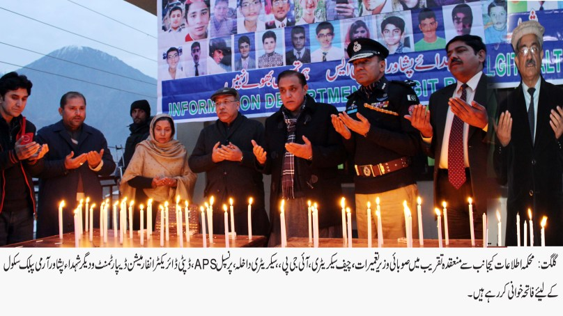 Martyrs of APS remembered