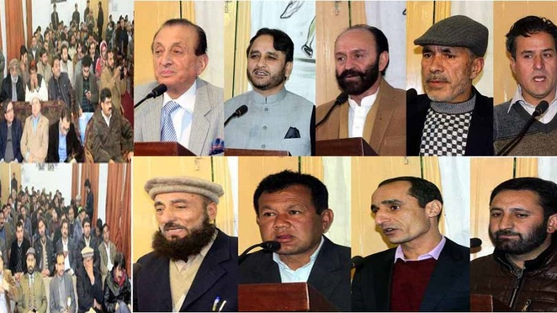 First symposium of GB journalists concluded, GB Union of Journalists to be formed