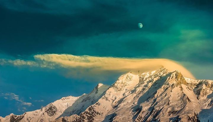 The Winning photo of Rizwan from Wikipedia Loves Northern Areas Photography Contest.