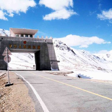 China-Pakistan logistics complex breaks ground in Xinjiang
