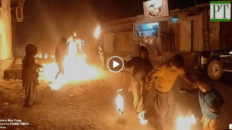 [Video] Jashn e May Fung celebrations in Shigar, Baltistan
