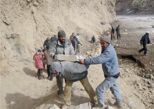 Community mobilization indispensable to increase water resilience in Hunza