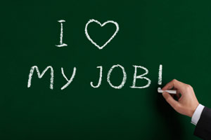 Developing passion in teaching
