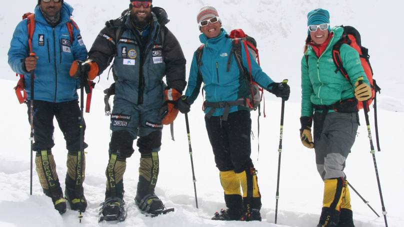 First-ever winter ascent of Nanga Parbat