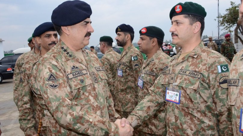 """We are totally aware of all campaigns against CPEC"", says COAS General Raheel Shairf"
