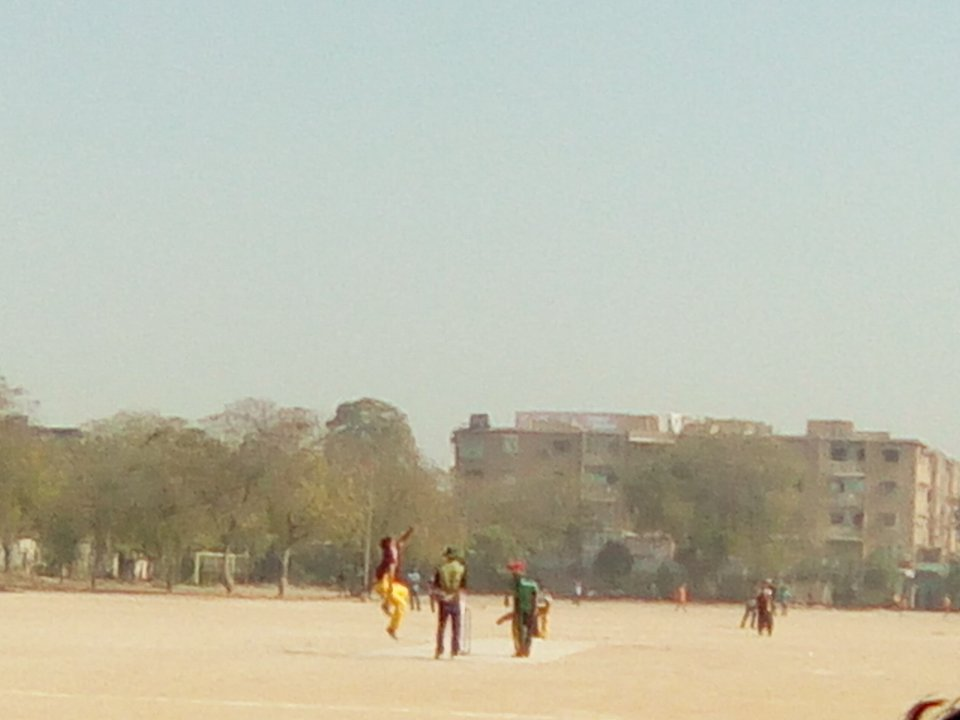 The tournament was played at the S.M.S Ground