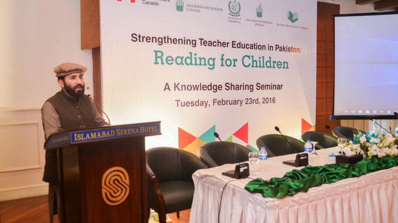 """Seminar held to discuss lessons from """"Reading for Children"""" project"""