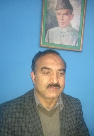 Anwar Ali, Director Minerals Department