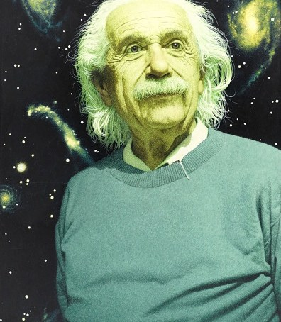 Happy Birthday, Albert Einstein