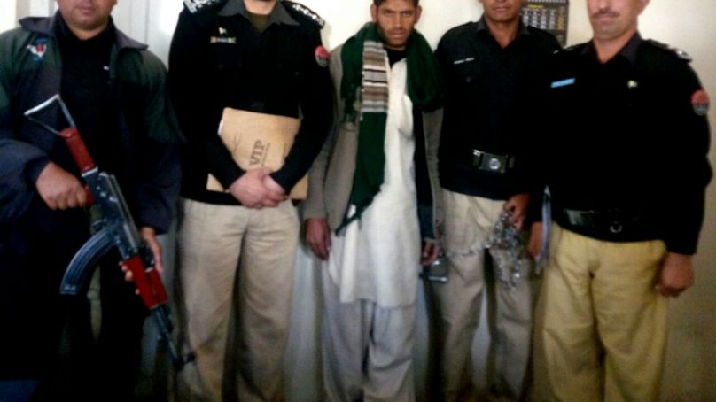 Diamer police arrests man accused of raping 12 year old girl