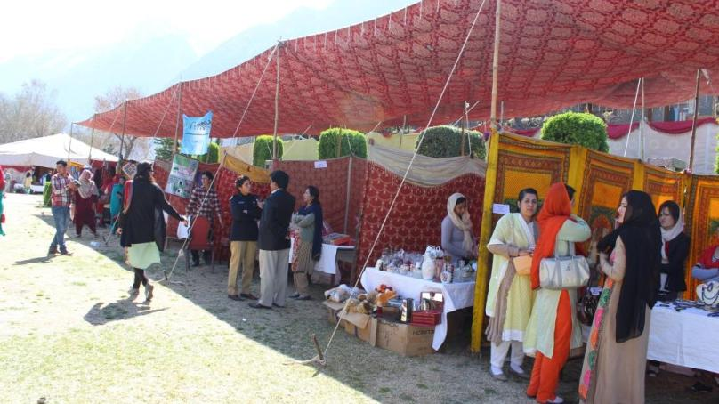 Women's Day Celebration in Gilgit