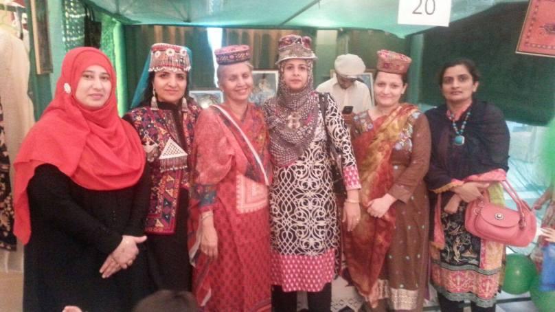 Gilgit Baltistan represented at cultural show in Muscat, Oman