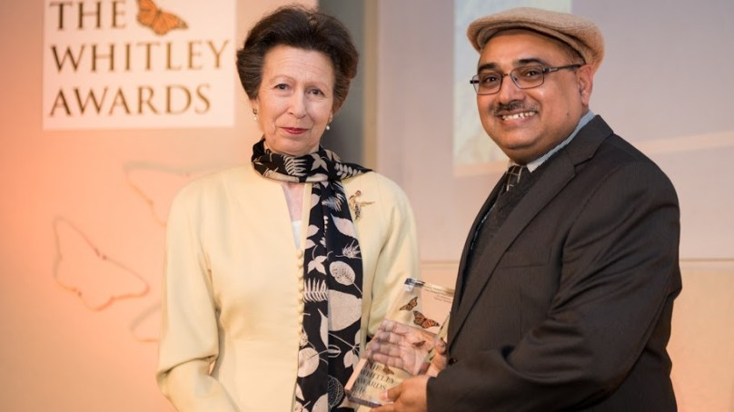 Conservationist from Pakistan wins 2016 Whitley Award