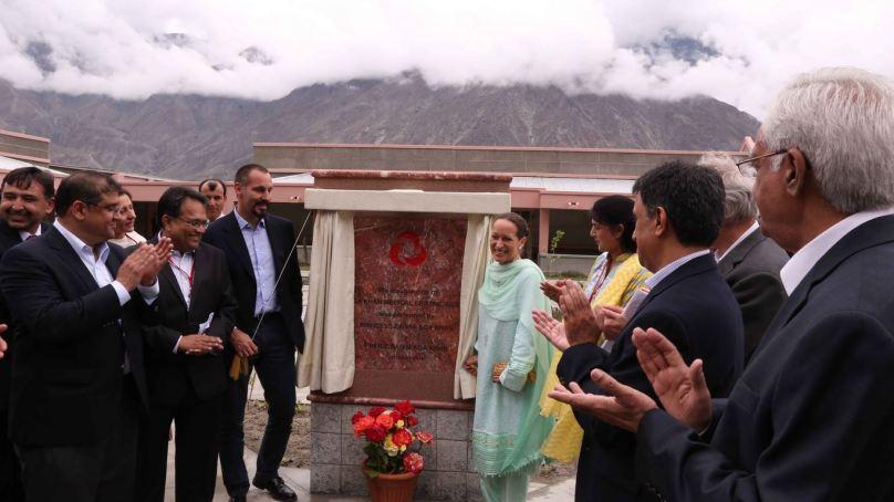 New Aga Khan Medical Centre Helps Strengthen Pakistan's Health System