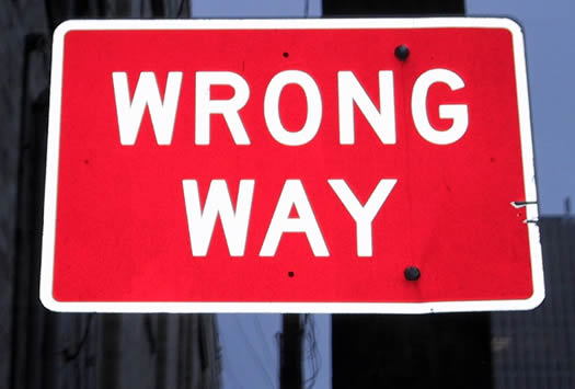 The wrong turn in the journey of education