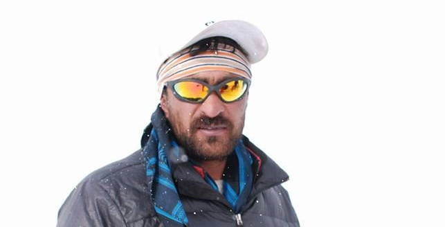 Prominent climbing guide Sami Ullah falls to his death while trekking in Khunjerab