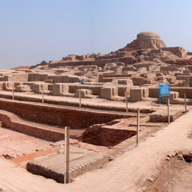 Mohenjo Daro- a treasure yet to be sought