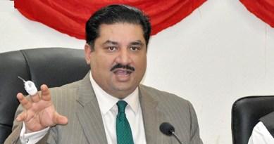 Food processing plant to be set up near Gilgit: Khurram Dastgir