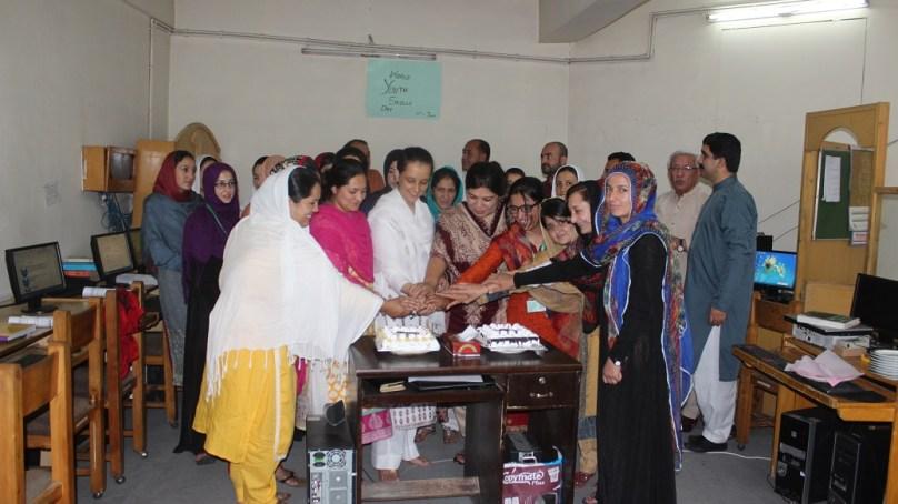 World Youth Skills Day 2016 Celebrated at Hashoo Foundation Regional Office Gilgit