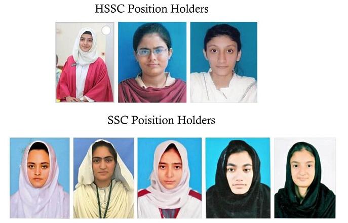 AKUEB Results 2016 –  Why female education matters: girls consistently make Pakistan proud!