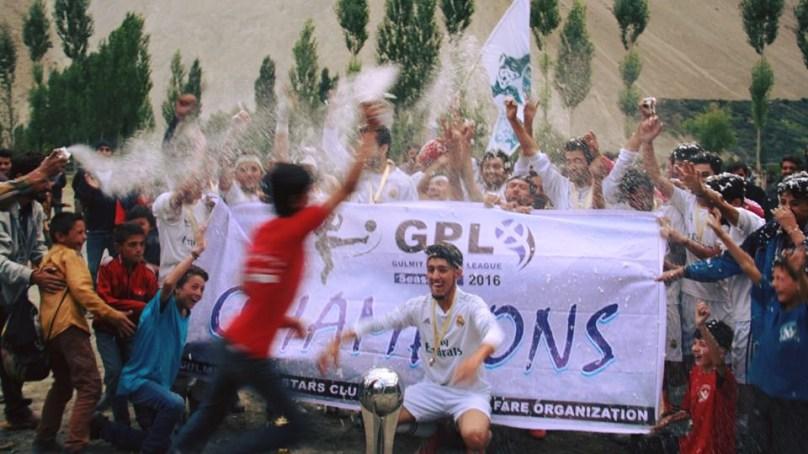 Gulmit Shah-e-Chiragh Football Club has won GPL 2016