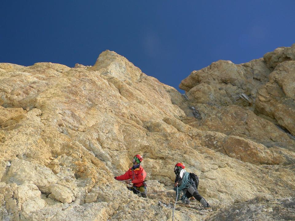 Shimshal Rock Climbing report (2)