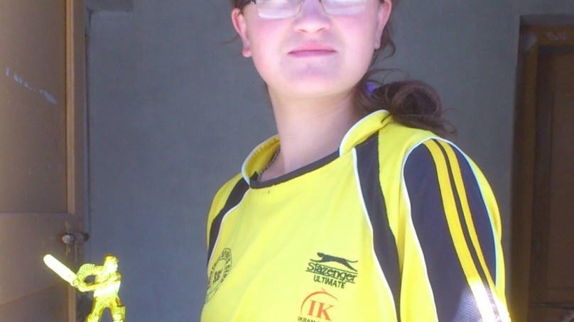 Humera Azam from Hunza (GB) selected for U-16 National Women's Cricket Team