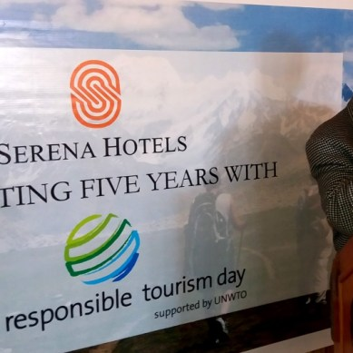 Why is GB Tourism Dept not active in Hunza, ask speakers during 'Responsible Tourism' seminar