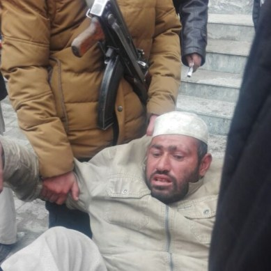 """Gilgit: Man sent behind the bar for attacking a child and trying """"to drink his blood"""""""