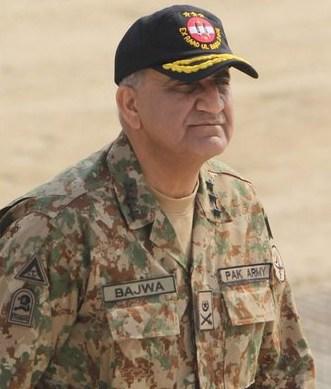 Lt Gen Qamar Javed Bajwa is the new Chief of Army Staff