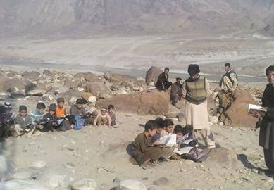 Schools in Diamer  have turned into 'ghost schools', leader of opposition GBLA