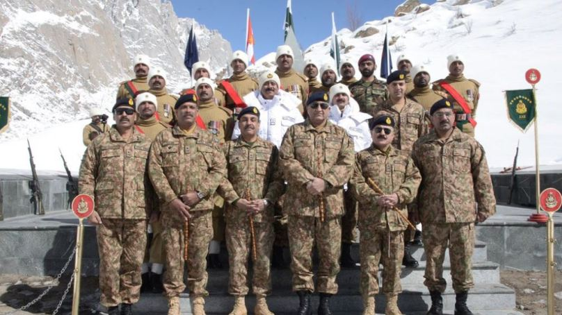 Army extending full support to all initiatives for ensuring Gilgit-Batlistan's rights: COAS