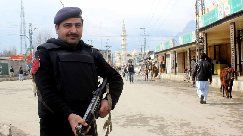 Security beefed up in Gilgit-Baltistan