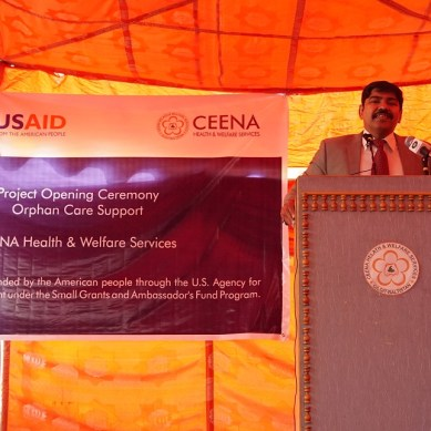 Ceena Health Services and USAID join hands to support women and children in Gilgit-Baltistan