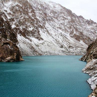 9 stunning photographs taken around the Pak-China Friendship Tunnels in Hunza