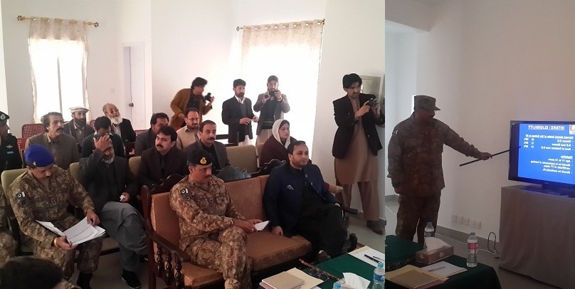 We will go to any extent to secure China-Pakistan Economic Corridor: Commander FCNA