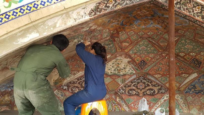 Conserving Chowk Wazir Khan: Transforming a forgotten relic to an exemplar of Mughal urban design