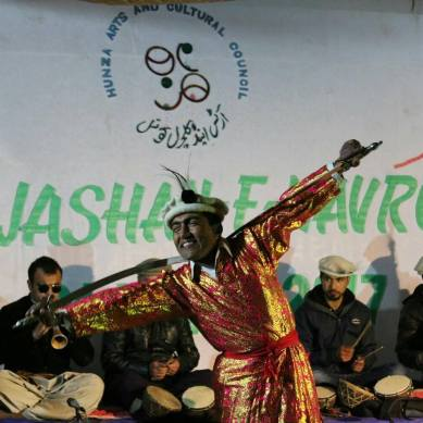 Pictorial: Hunza Arts Council celebrates Navroz