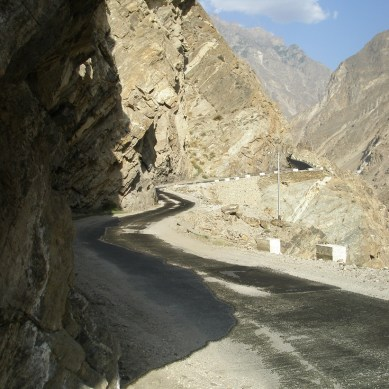 NHA okays Rs31bn Jaglot-Skardu road project
