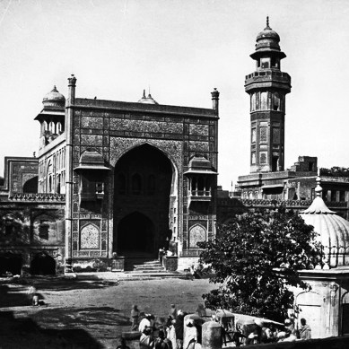Chowk Wazir Khan – Rehabilitating Urban Space in the Walled City of Lahore