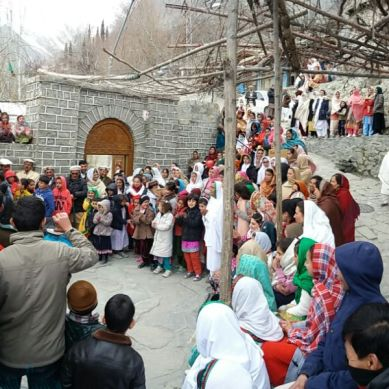 Pictorial: Navroz celebration in Karimabad, Hunza