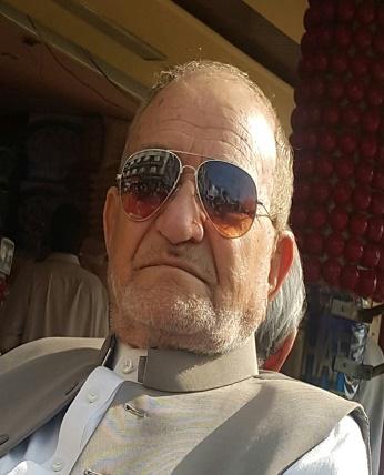 The first death anniversary of Zain ul Abideen, ex MPA Chitral