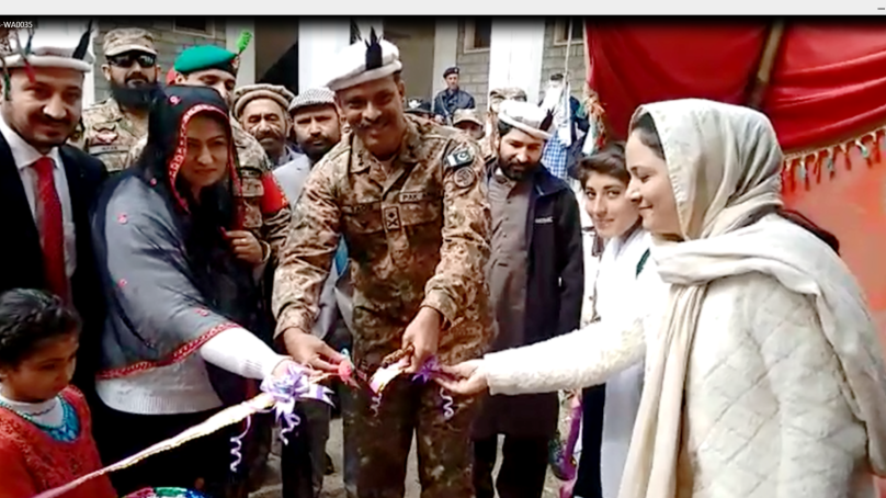 Women's Day celebrated in Gilgit