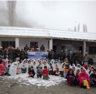 World Forest Day celebrated in Laspur Valley, Chitral